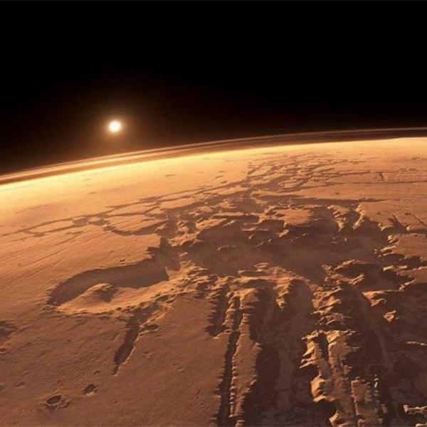 метеорит,Марс,космос, Найдены два древнейших куска Марса