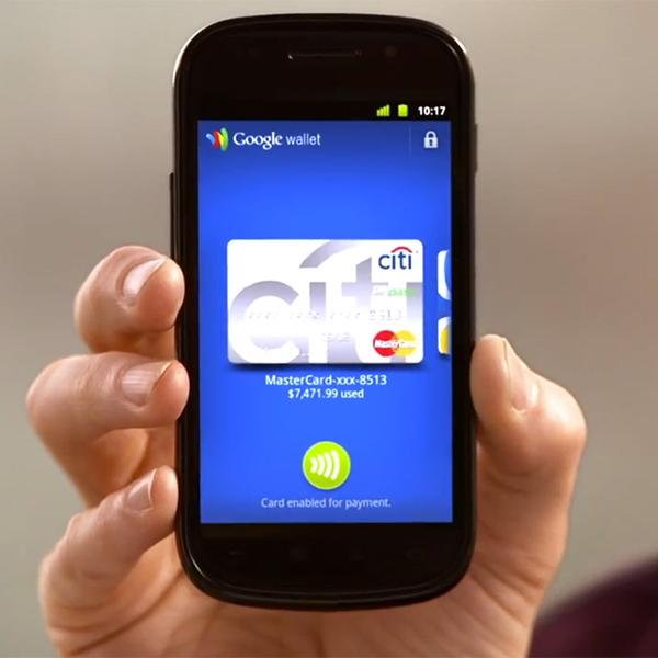 Google, кредитная карта, Wallet Card, Банковская карта от Google