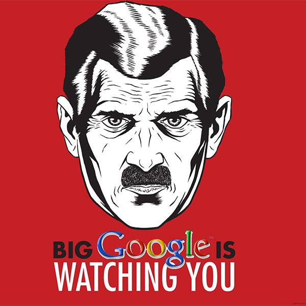 Google, Microsoft, Scroogled, Антиреклама Google на аксессуарах Microsoft