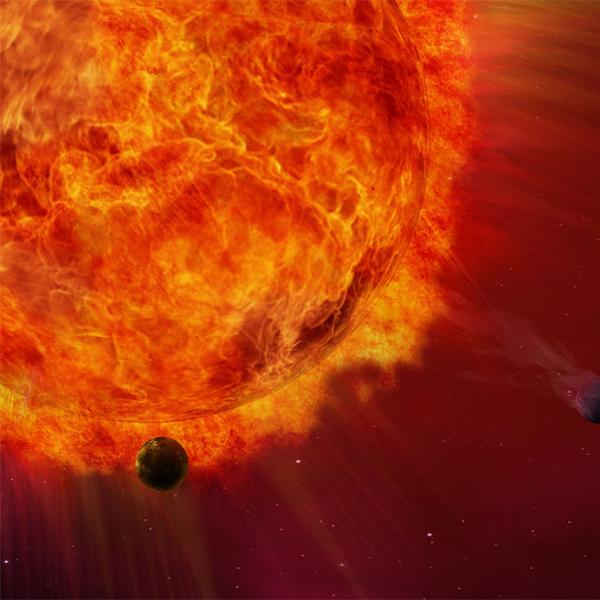 NASA, черная дыра, звезда, Вспышка погибающей звезды стала самой яркой за 100 лет