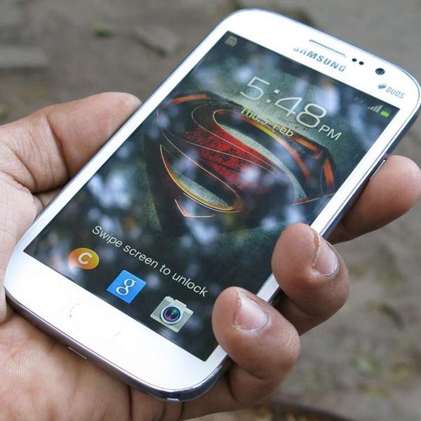 Samsung, смартфоны, Samsung представляет 5,25-дюймовый Galaxy Grand 2