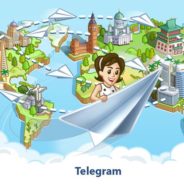 Telegram, Павел Дуров, Более миллиона человек уже зарегистрировано в Telegram