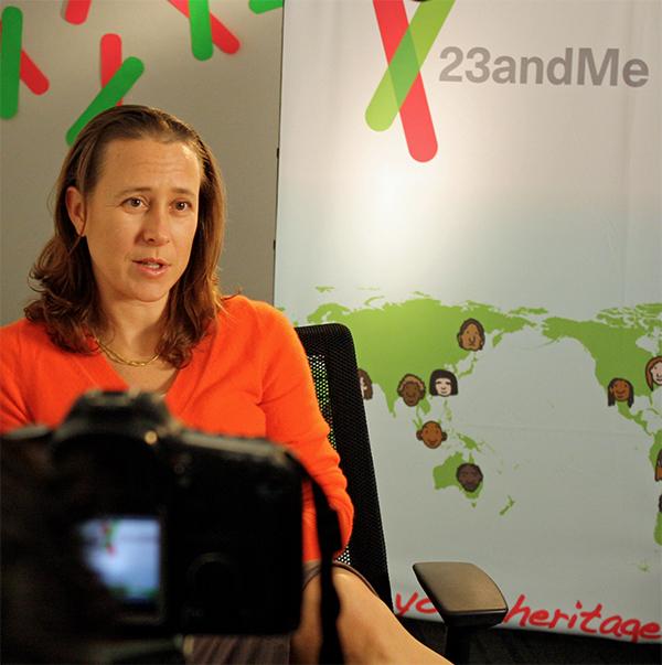 Медицина, диагностика, ДНК, 23andMe, Продажа наборов для ДНК-тестов от 23andMe – под запретом