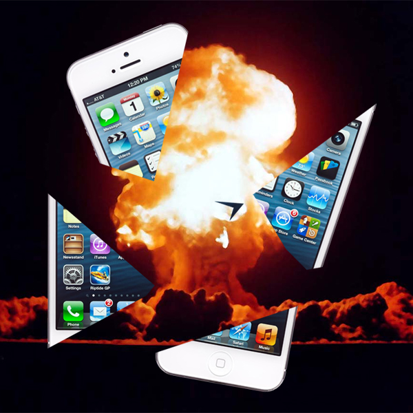 iPhone, Apple, IPhone убил человека током