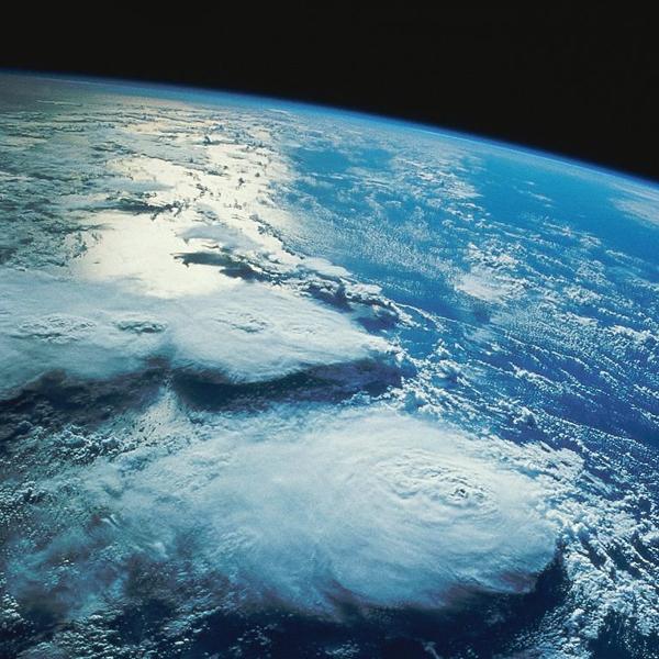 Земля, космос, МКС, Круглосуточное онлайн-наблюдение за вращением Земли