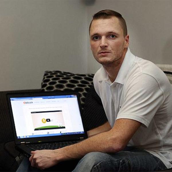 биткоин,житейское, Британец во время уборки выкинул жесткий диск с биткоинами на $7,5 млн