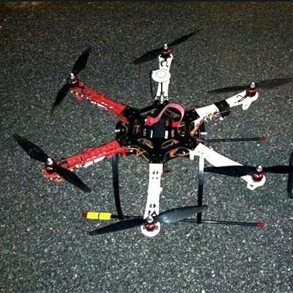 дрон,преступления, В Америке был арестован дрон, занимавшийся контробандой