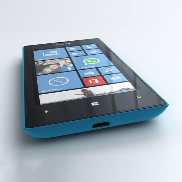 Nokia,Lumia, Nokia обновила Lumia 520