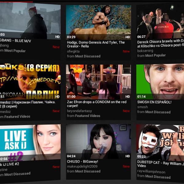 YouTube, Android, Обозреватели нашли в коде нового YouTube для Android отсылки к музыкальному сервису