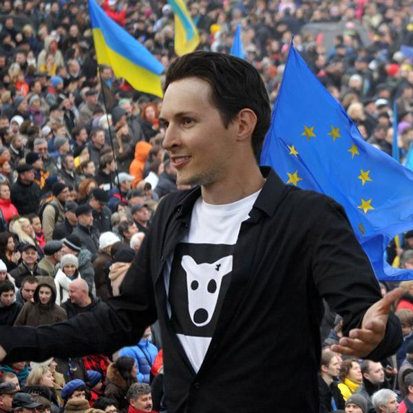 Павел Дуров, Вконтакте, Дуров обвинил украинских чиновников в требовании взятки