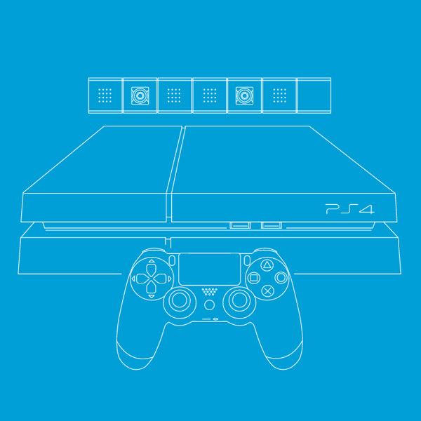 обзор,Playstation,Sony, PlayStation 4 - лучшая приставка для игр, которых пока нет (обзор)