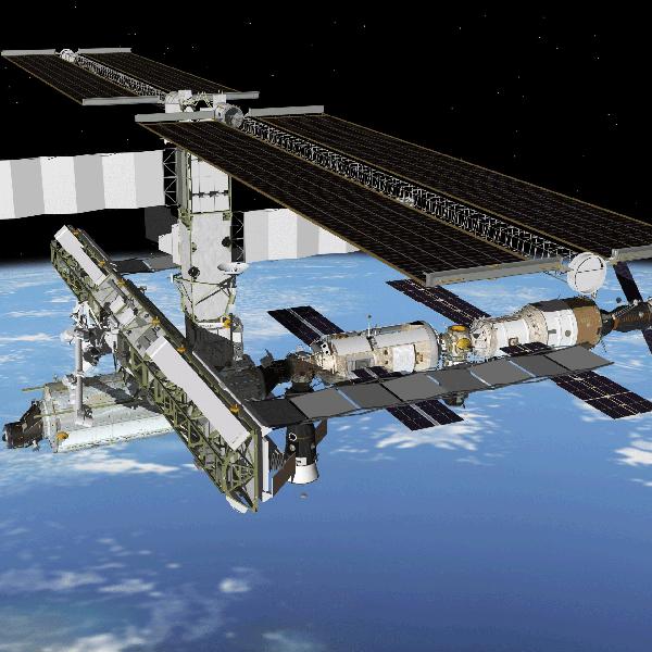 космос, Это видео с МКС не просто еще одно видео с МКС
