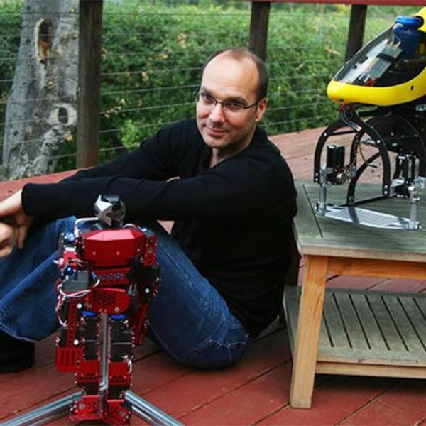 Google, роботы, Создатель Android займется разработкой роботов для Google