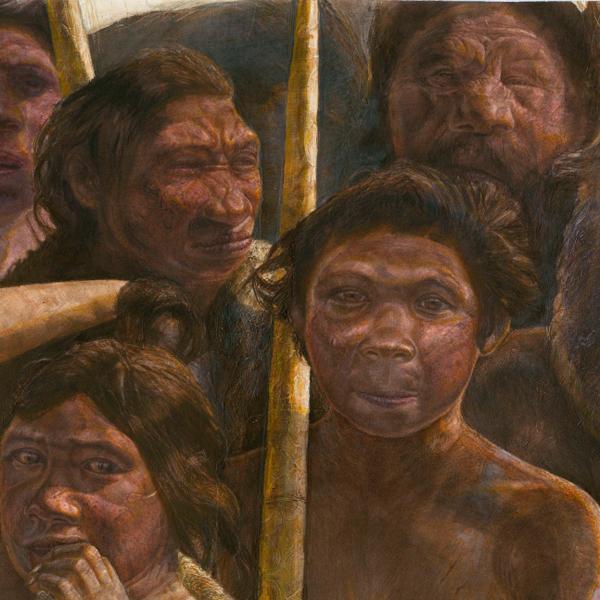 ДНК,геном,археология, Получены древнейшие ДНК предка человека