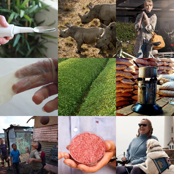 инновации, Десять инноваций уходящего года, которые сделали мир лучше