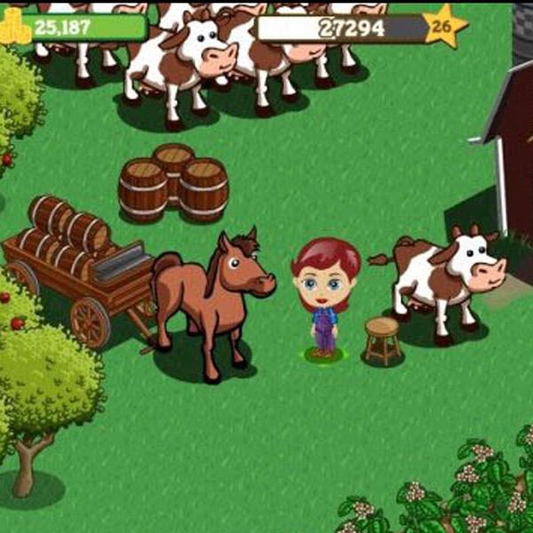 facebook, Farmville, Власти Румынии три года выделяли дотации для фермы на Facebook
