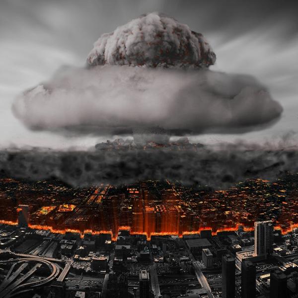 взрыв, бомба, Как возникают атомные грибы?