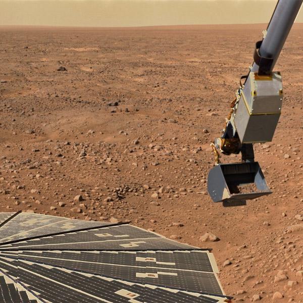Марс, полет на Марс, Радиация не помешает астронавтам осуществить марсианскую экспедицию