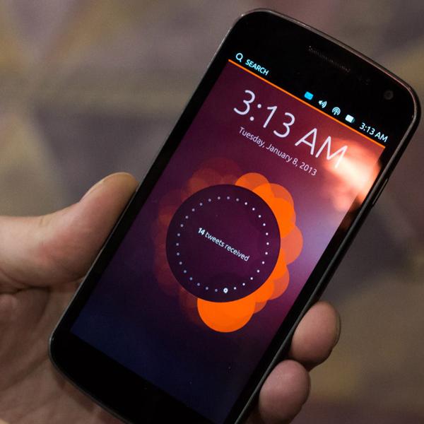 Canonical, Ubuntu, Ubuntu Touch, Телефоны от неизвестного OEM на базе ОС Ubuntu Touch появятся уже в следующем году