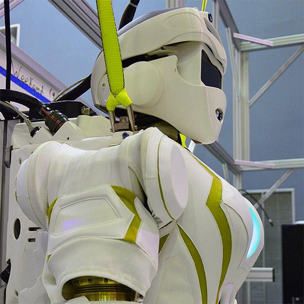 DARPA,робот,NASA, В NASA разработан робот-супергерой