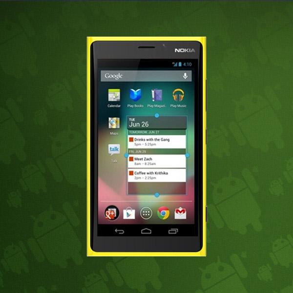 Nokia, Android, Nokia Normandy, Nokia планирует выпустить смартфон на Android