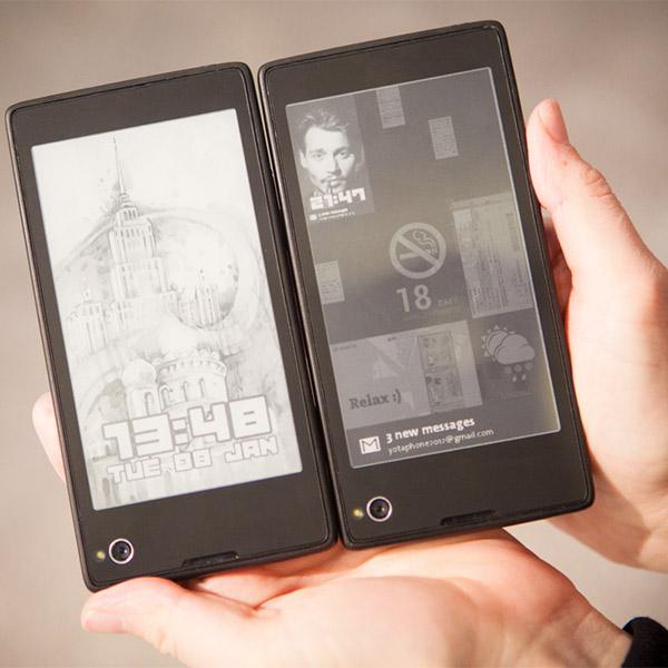 Yota, YotaPhone, патент, Патент США для российского YotaPhone