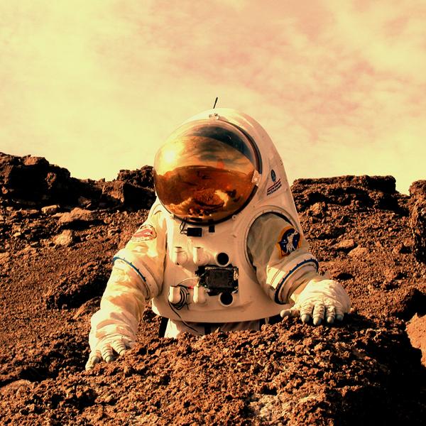 Марс, колонизация, космос, Высадка людей на Красной планете отсрочена на два года