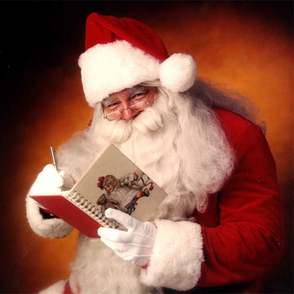 новый год, детектор лжи, Санта, Пропуск к Санта-Клаусу через детектор лжи
