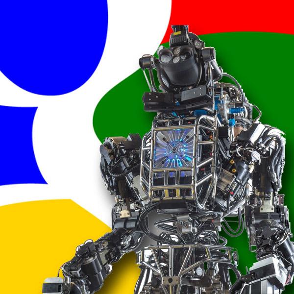 Google, роботы, Boston Dynamics, Google купил Boston Dynamics, компанию по производству военных роботов