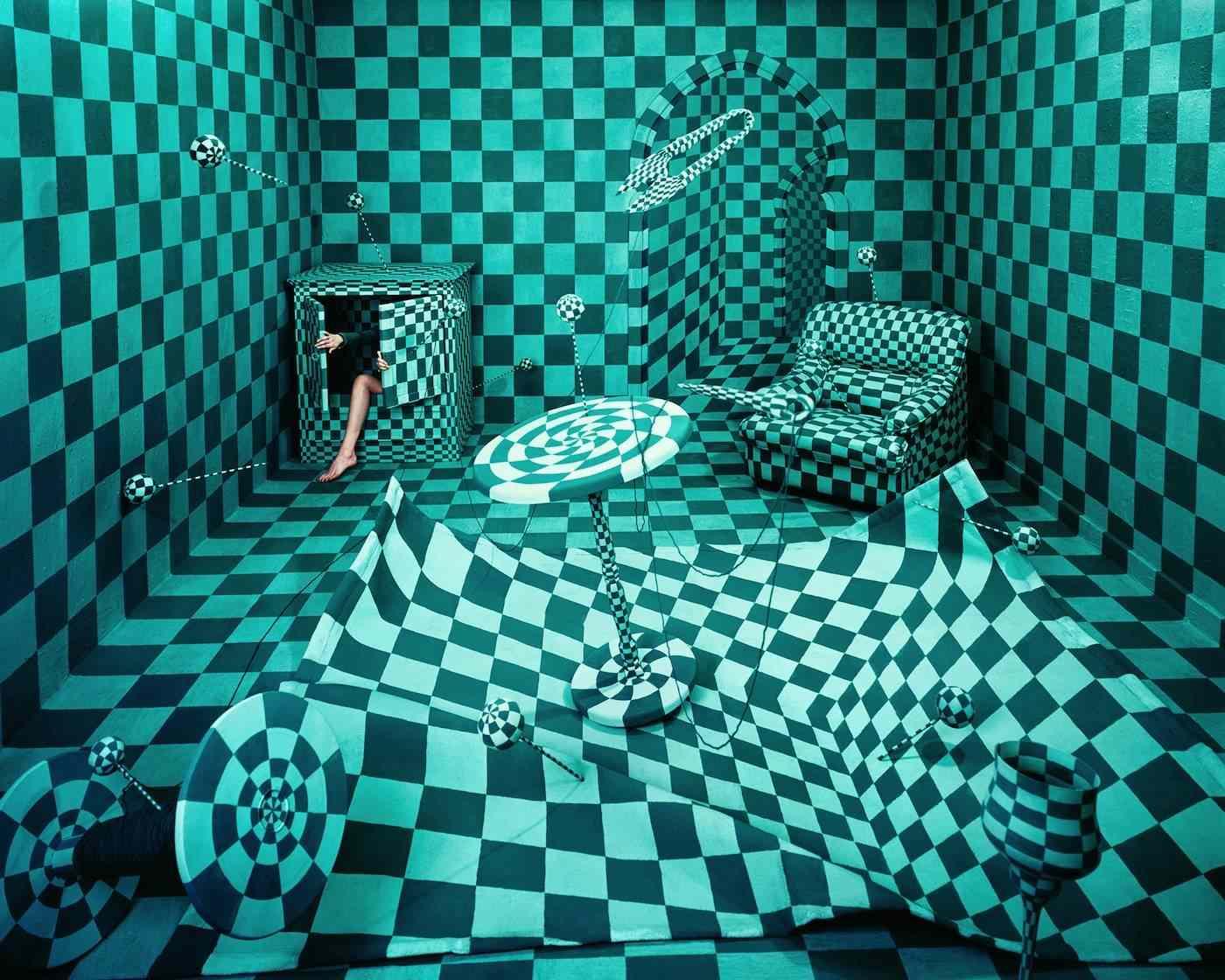паническая комната фото фотография без фотошопа