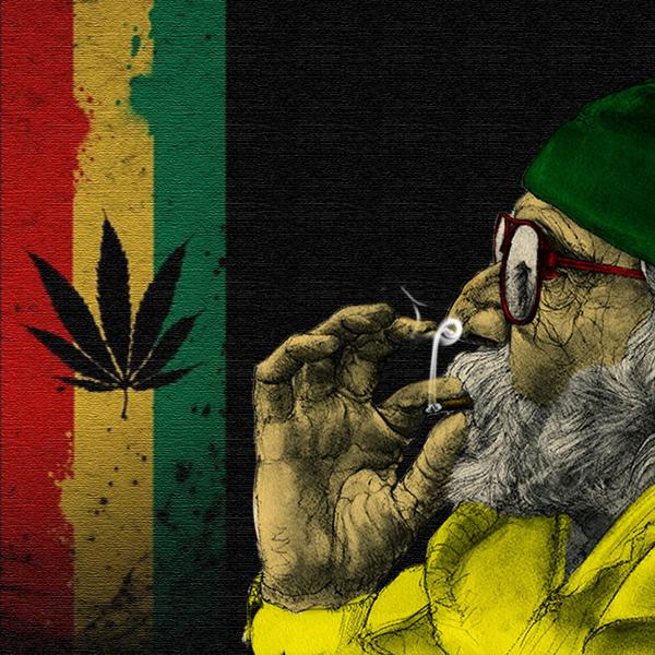 мозг, марихуана, Курение марихуаны оказывает на мозг подобное шизофрении воздействие