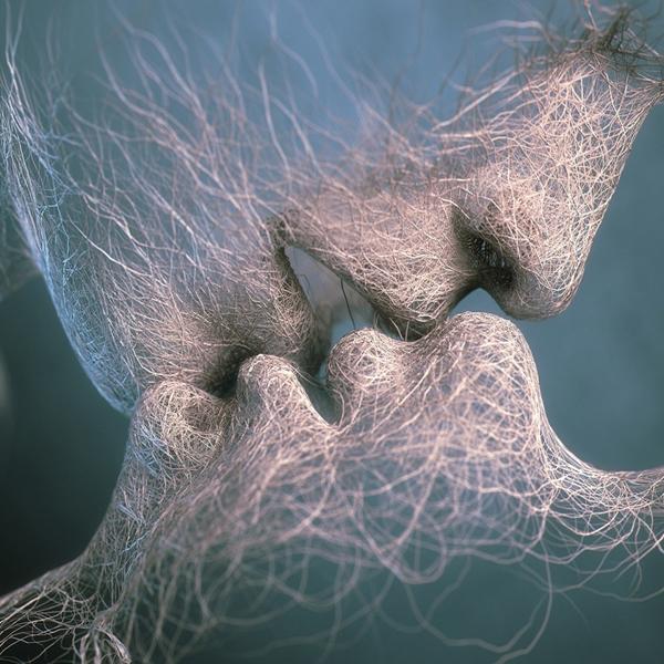 поцелуй, психология, Целоваться не только приятно, но и полезно!