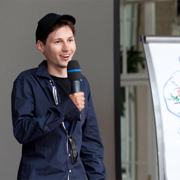telegram, Павел Дуров, Павел Дуров отдаст взломщику $200 000
