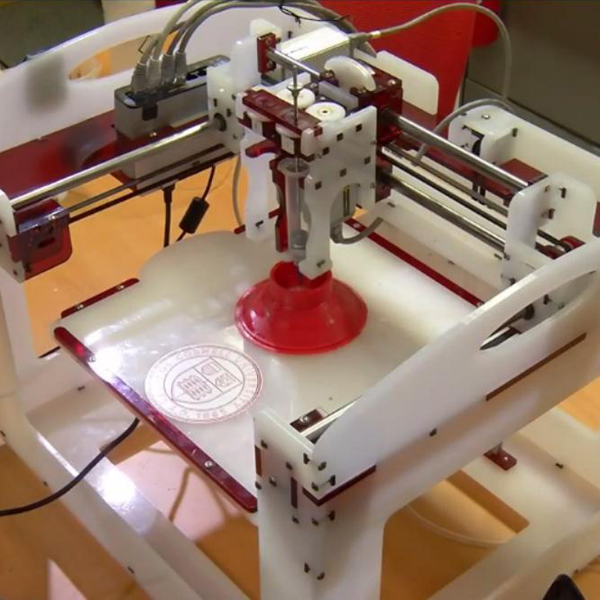 3D, 3D-печать, 3D-принтер, Корнелльские исследователи изготовили 3D-печатный динамик