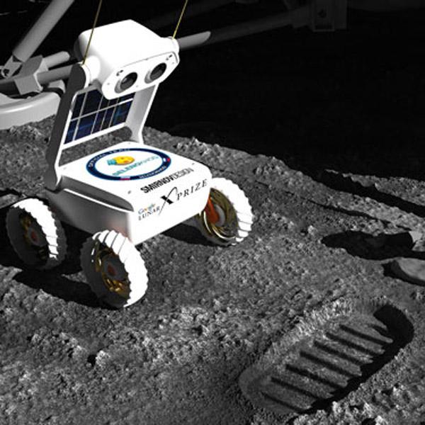 Луна, Селеноход, Google Lunar X Prize, На создание российского лунохода не нашлось инвестиций