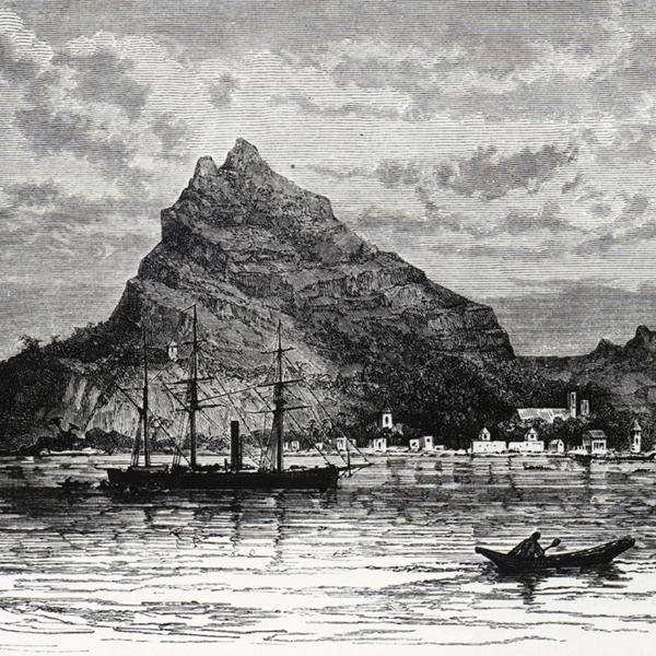 Математика, Полинезийцы использовали двоичные числа еще 600 лет назад