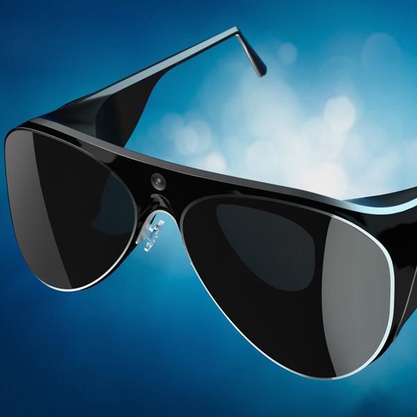 MetaPrо, Google Glass, очки, MetaPro: очки с интерфейсом дополненной реальности