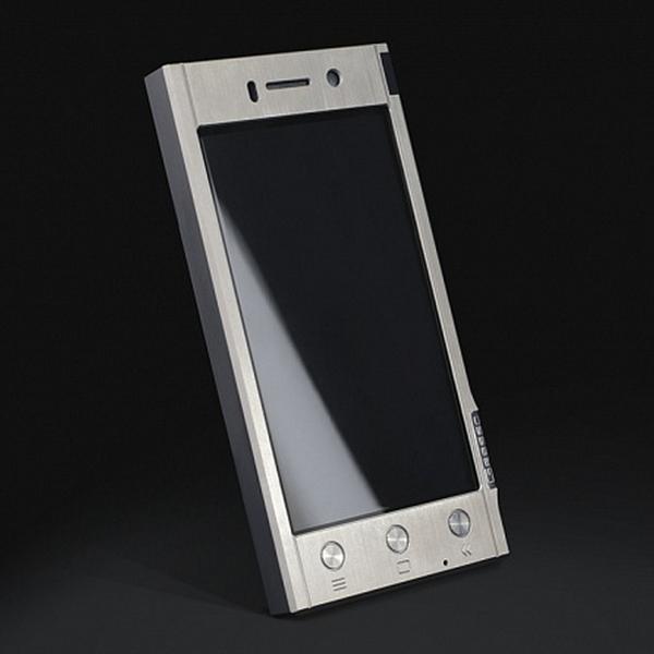 Gresso, смартфоны, Gresso Radical — титановый смартфон из лимитированной коллекции