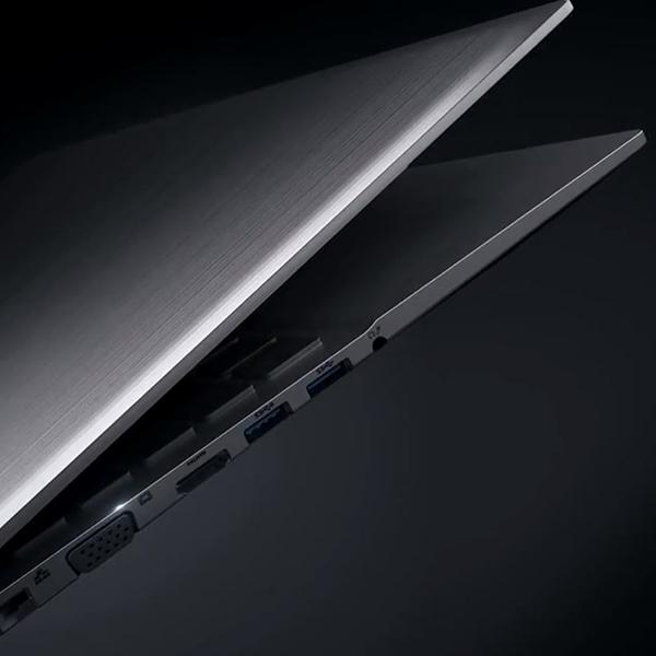 Samsung, Эффект кожаного корпуса может быть использован в ноутбуках Samsung