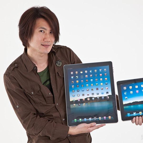Apple,iPad,планшеты, Осенью 2014 года Apple готовится выпустить гигантский iPad