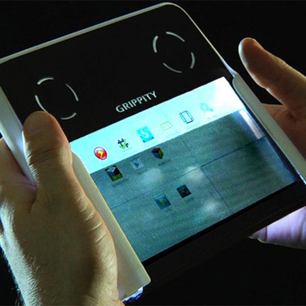 планшеты, В Израиле планируют выпуск планшета с полупрозрачным экраном
