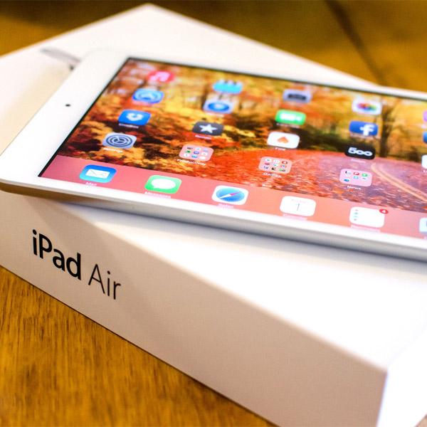 iPad Air, Apple, iPad Air - самый нежеланный подарок на Рождество