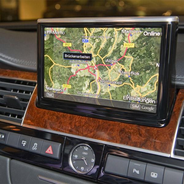 Google,Audi,Android, Android захватит мир автомобилей
