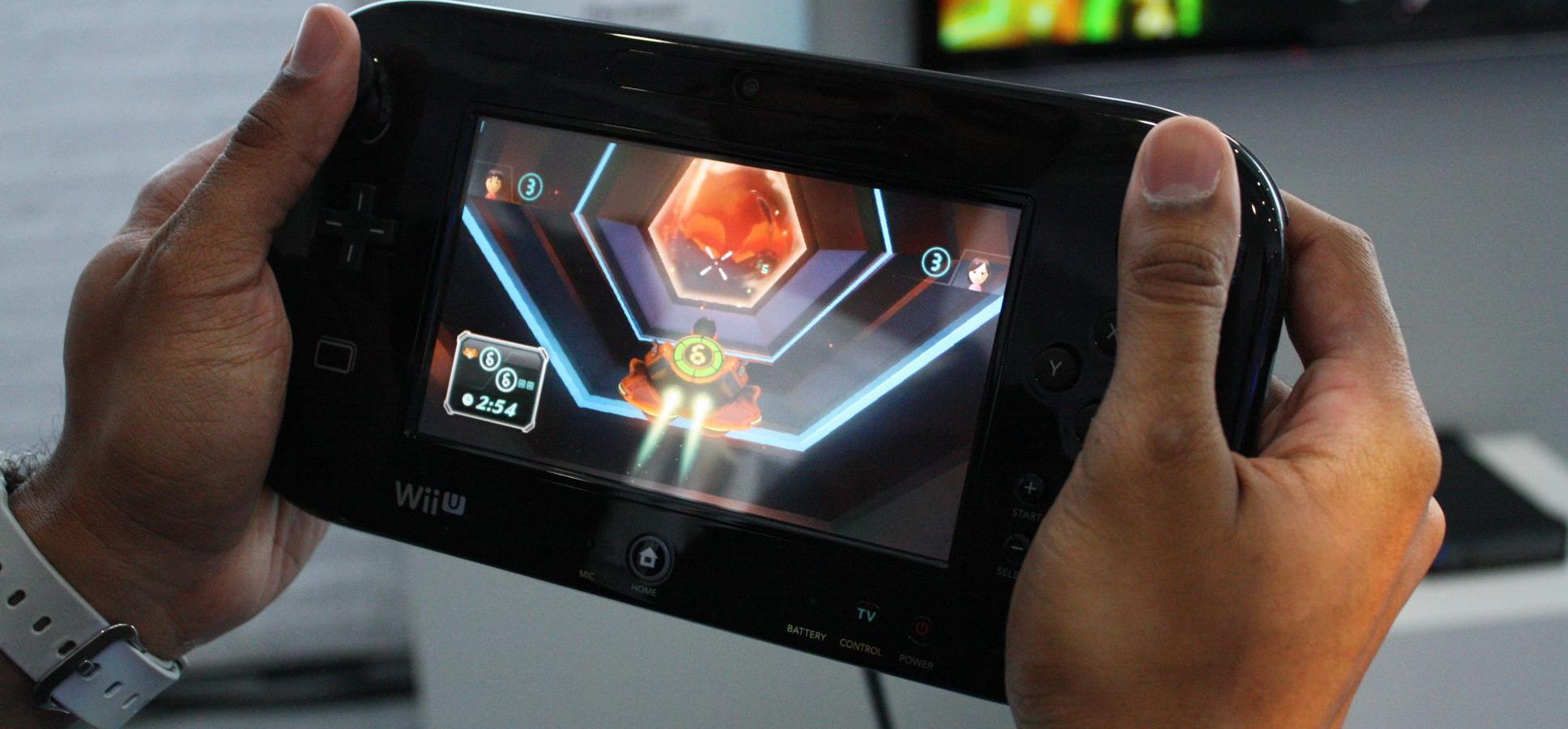 Хакеры перепрограммировали Wii U GamePad для потоковой передачи с ПК