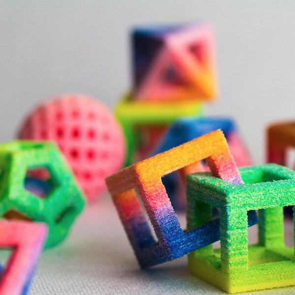 3D-печать, ChefJet, На CES-2014 представлен 3D-принтер для «печати» сладостей
