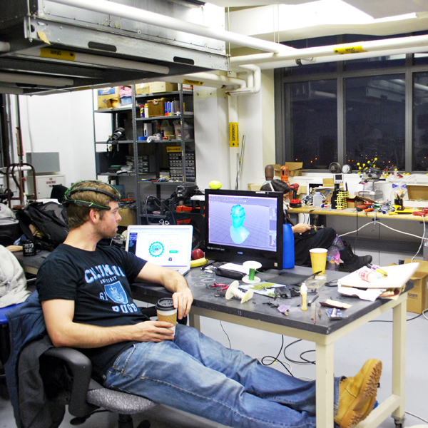 OpenBCI, мозг, DARPA, Сканер мозга для использования в домашних условиях