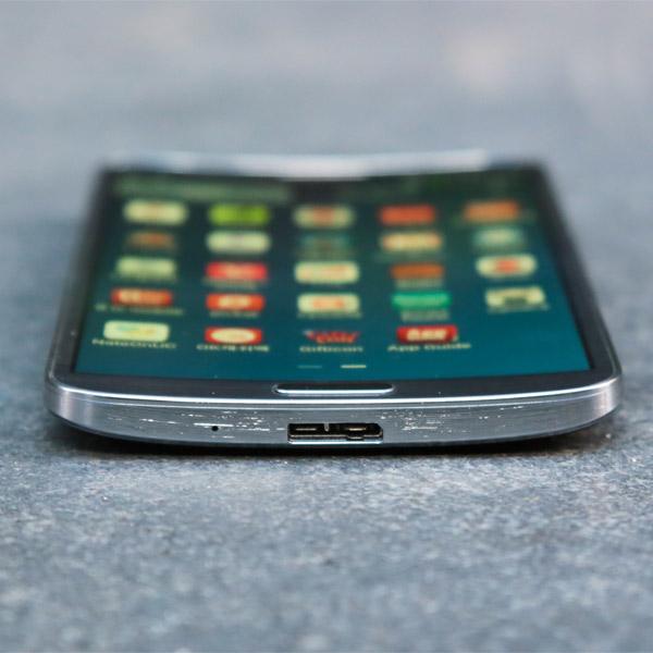 Samsung, Galaxy, планшеты, Первый в истории планшет с изогнутым экраном: правда или слухи?