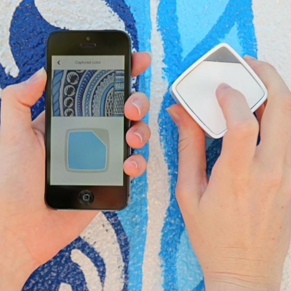 SwatchMate, дизайн, распознавание, смартфоны, SwatchMate – инновационный помощник дизайнера
