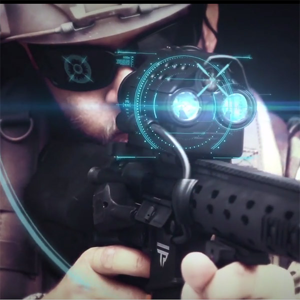 Linux, оружие, Армия США тестирует «умные» винтовки на базе Linux