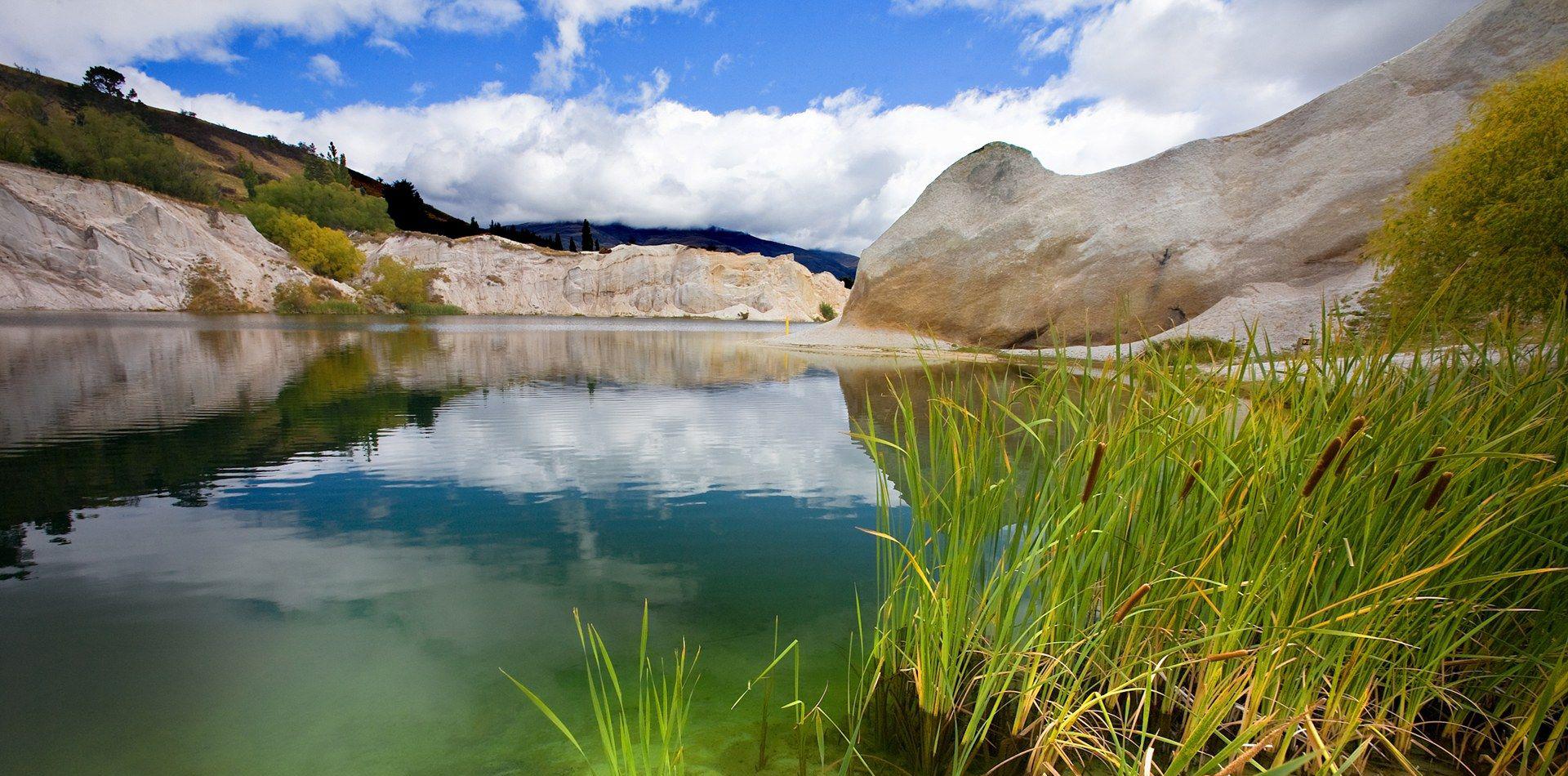 Магическая красота нетронутой природы Новой Зеландии